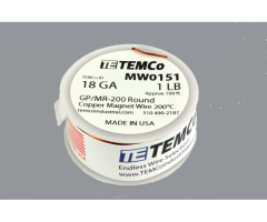 Magnet Wire 18, 16, 14 AWG